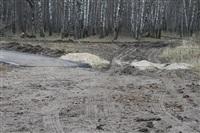 Ремонтные работы в ЦПКиО им. Белоусова, Фото: 15