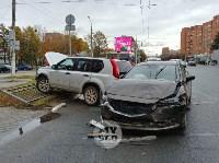 ДТП Красноармейский пр. - Лейтейзена, 11.10.19, Фото: 13