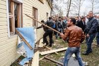 Снос дома в поселке Плеханово, Фото: 64