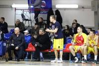 «Арсенал» Тула - «Динамо» Челябинск - 60:88, Фото: 30