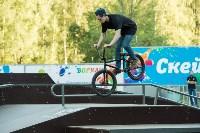 В Туле открылся первый профессиональный скейтпарк, Фото: 53