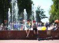 День защиты детей в ЦПКиО им. П.П. Белоусова: Фоторепортаж Myslo, Фото: 79