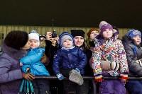 Главную ёлку Тулы открыли грандиозным фейерверком, Фото: 30