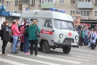 Митинг предпринимателей на ул. Октябрьская, Фото: 8