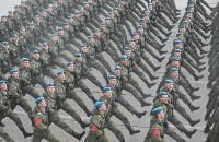 Репетиция Парада Победы в подмосковном Алабино, Фото: 105