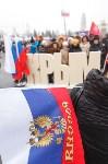 Митинг-концерт в честь годовщины присоединения Крыма к России, Фото: 8