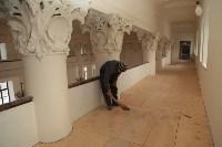 Реставрация Дома офицеров и филармонии. 10.01.2015, Фото: 4