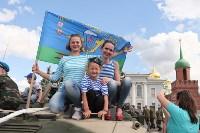 85-летие ВДВ на площади Ленина в Туле, Фото: 100