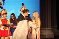 Владимир Груздев поздравил тульских выпускников-медалистов, Фото: 33