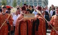 В Тулу доставлен ковчег с мощами Георгия Победоносца, Фото: 14