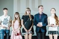 В Туле выпускников наградили золотыми знаками «ГТО», Фото: 12