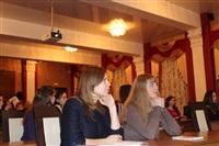 Андрей Спиридонов, министр Тульской области, познакомил студентов с проектом «Открытый регион 71», Фото: 3