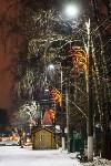 Украшение парка к Новому году, 15.12.2015 , Фото: 11