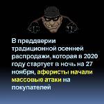 Полиция предупреждает об активизации мошенников в дни «Чёрной пятницы»: карточки , Фото: 1