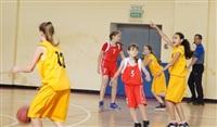 Соревнования за первенство Тульской области по баскетболу среди юношей и девушек. 1 октября, Фото: 4