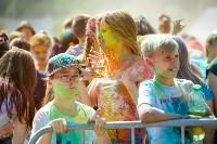 В Туле прошел фестиваль красок и летнего настроения, Фото: 168