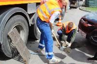 В Туле начался капитальный ремонт ливневки на ул. Коминтерна, Фото: 1