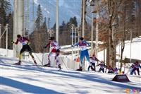 Состязания лыжников в Сочи., Фото: 56