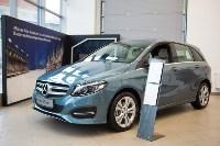 Mercedes-Benz представил обновленный В-класс, Фото: 39