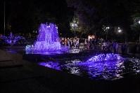 Открытие светомузыкального фонтана возле драмтеатра, Фото: 15