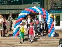1 сентября в тульских школах прошли праздничные линейки , Фото: 22