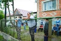 В Плеханово убирают незаконные строения, Фото: 73