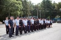 Конкурс водительского мастерства среди полицейских, Фото: 10