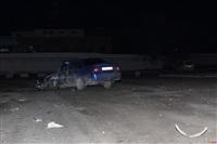 В Щегловской Засеке столкнулись две легковушки, Фото: 16