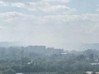 В Алексине произошел крупный пожар, Фото: 4