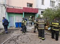 Пожар на улице Степанова, Фото: 10
