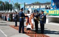 Командиру 106-й гвардейской воздушно-десантной дивизии вручено Георгиевское знамя, Фото: 4