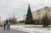 Уборка новогодних площадок в Туле. 26 декабря 2015 года, Фото: 4