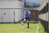 Тульские журналисты сыграли в футбол с зэками, Фото: 44