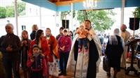 Крещение жителей Новомосковска, Фото: 40