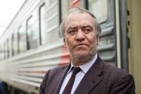 Встреча Валерия Гергиева на Московском вокзале в Туле, Фото: 13