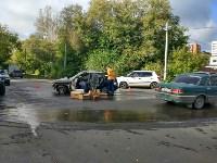 Авария на ул. Максима Горького, 1Б, Фото: 1