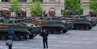 Тульская делегация побывала на генеральной репетиции парада Победы в Москве, Фото: 14
