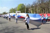 Тульская Федерация профсоюзов провела митинг и первомайское шествие. 1.05.2014, Фото: 76