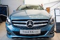 Mercedes-Benz представил обновленный В-класс, Фото: 36