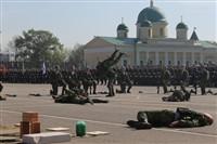 Военный парад в Туле, Фото: 41