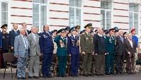 Путин в Суворовском училище, Фото: 51