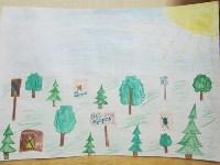 Шереметьева Анастасия, 11 лет «Берегите лес!», Фото: 27