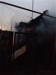 В Пролетарском районе сгорел дом, Фото: 9
