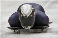 Шлемы скелетонистов, Фото: 2