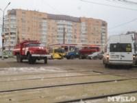 Авария на Зеленстрое. 25.11.2014, Фото: 4