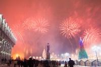 Тула - Новогодняя столица России. Гулянья на площади, Фото: 93