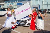 Компания «Автокласс-Лаура» представила на «Параде невест» новый Hyundai i40, Фото: 11