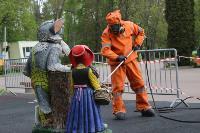 Тульские спасатели продезинфицировали Центральный парк, Фото: 4