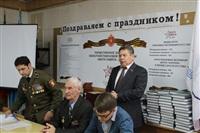 Награждение участников проекта «Вахта памяти 2013», Фото: 3