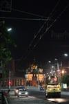 Укладка асфальта на проспекте Ленина. 6.06.2014, Фото: 25